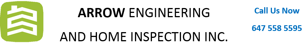 Arrow Engineering and Home Inspection Logo