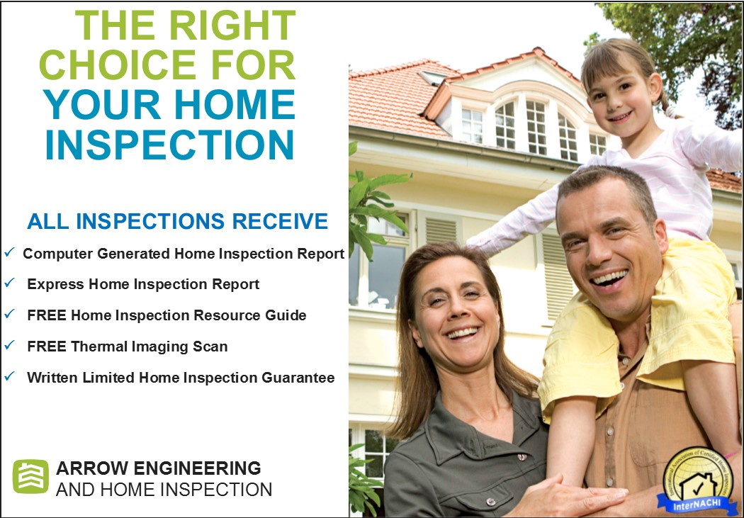 arrow engineering and home inspection